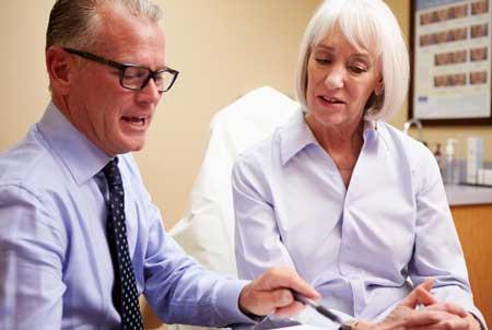 Врачи могут представить несколько методов лечения, которые будут работать вместе, чтобы вылечить пациента