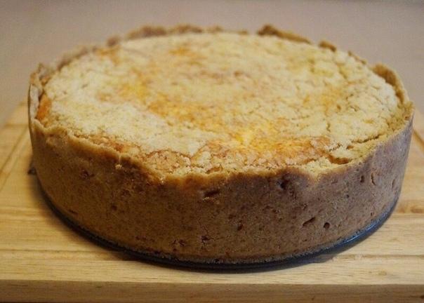 """Очень нежный и вкусный творожный пирог """"А-ля чизкейк"""""""