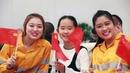 山东济南火车站:我爱你中国「快闪」