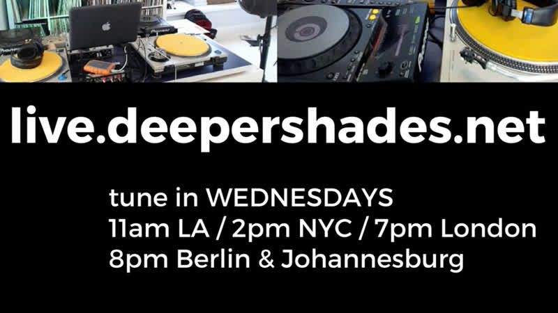 DSOH 657 - Lars Behrenroth LIVE IN THE MIX - Deeper Shades Of House