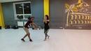 Zouk Class 11.03.19 at Brazuka Dance School - Wakko and Natasha