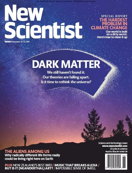 New Scientist - 16 November 2019