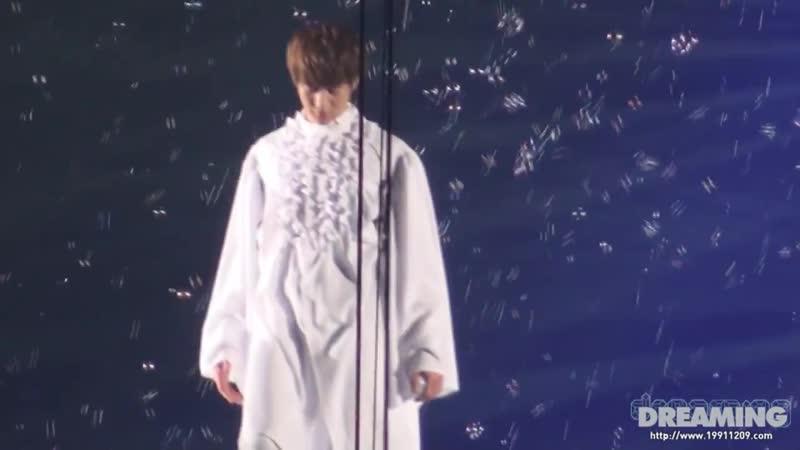 120425 Shinee - amazing grace SHINee World Japan Arena Tour in Fukuoka