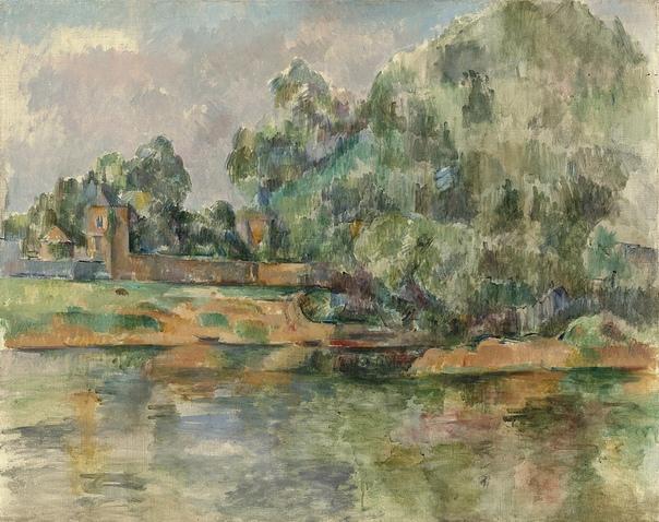 Поль Сезанн (1839-1906)