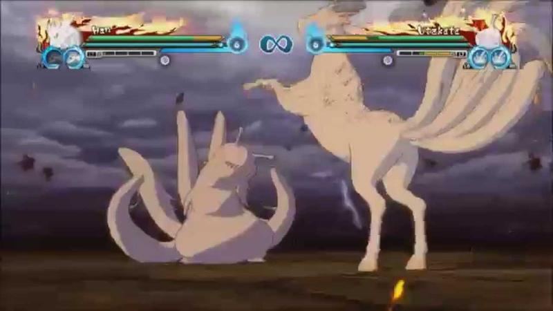 Naruto Shippuden Ultimate Ninja Storm Revolution - Tailed Beast Battle