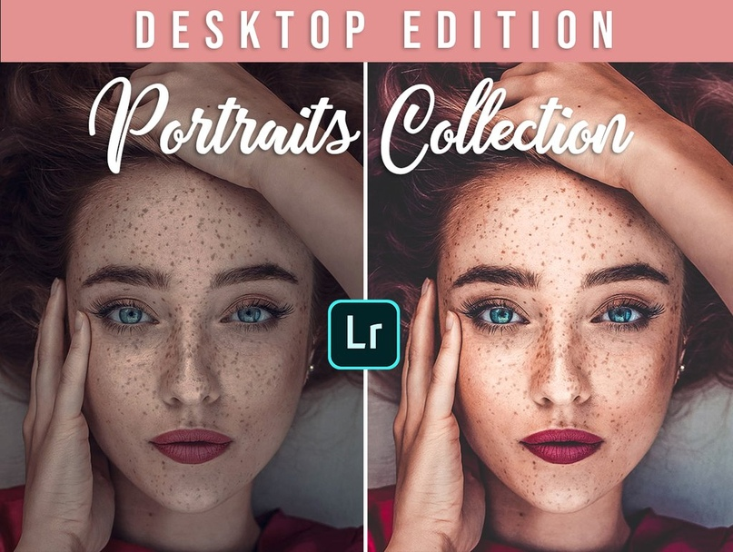 25 Portraits Collection Lightroom Presets.zip