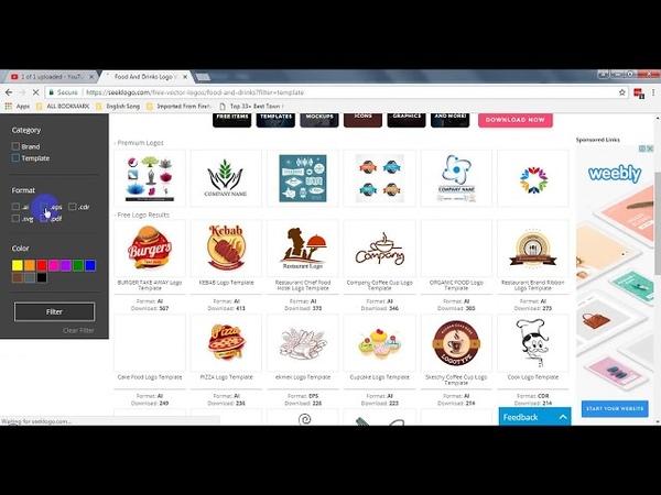 How to make Logo Bangla tutorial || Create own logo || লগো ডিজাইন বাংলা টিউটোরিয়লা।