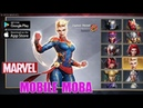 MARVEL Super War: New MOBA By NetEase Gameplay (CBT)
