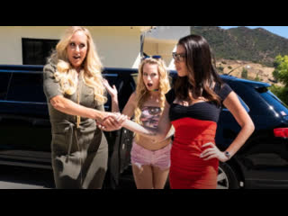 [mommysgirl] brandi love, scarlett sage, dava foxx - my mom does what