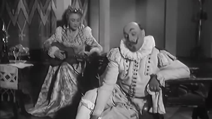239.Учитель танцев.1952.Фильм-Спектакль.Театр Советской Армии.