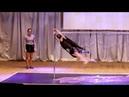 Анастасия Серая ( Anastasiya SERAYA ) - Малефисента ( Maleficent ) - Чемпионат УКРАИНЫ по Пилону