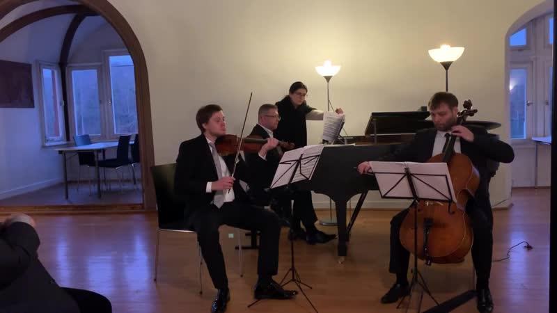 Чайковский, «Песня жаворонка» и «Подснежник»