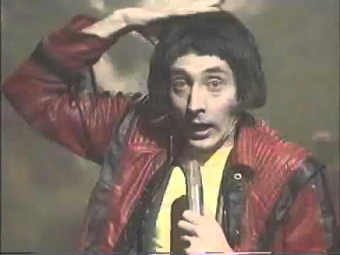 EMO PHILIPS Comedian and Mammal 1990 SUB ITA