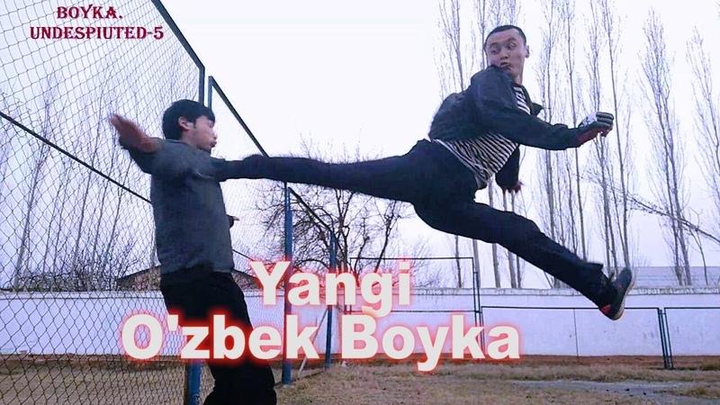 Yangi O'zbek Boyka Maxsus O'zbek kino Uchun G'oya 2019