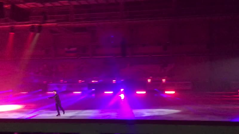 Великий Новгород, Ледовый дворец Юбилейный тур по городам России, с участием мировых звёзд фигурного катания Ледовое шоу Ильи А