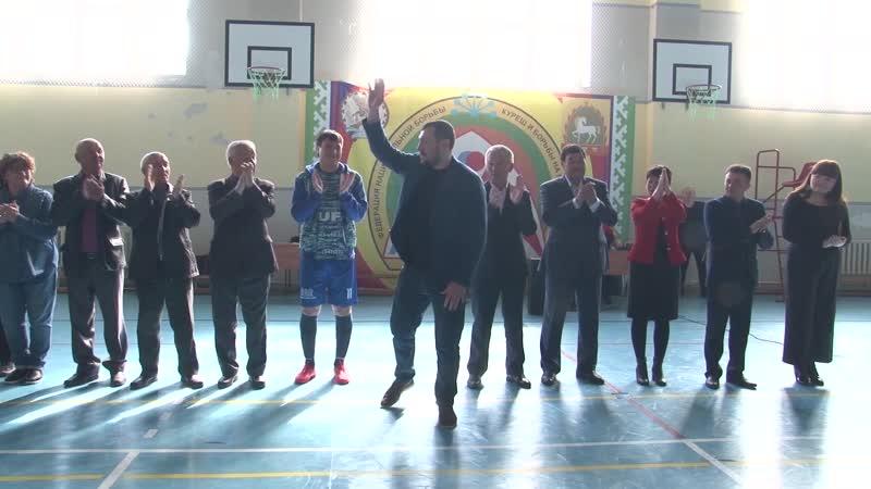 Борхан Сәмиғуллин иҫтәлегенә арналған мини-футбол буйынса турниры үтте