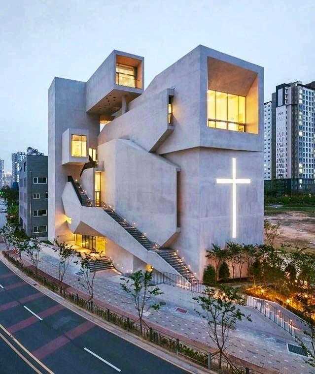Church in South Korea