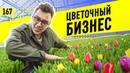 Цветочный бизнес Выращивание закупка логистика продажи