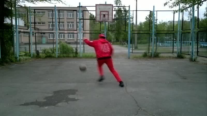 Баскетбол от Андрея Завацкого Отрывок 1 Basketball slow motion