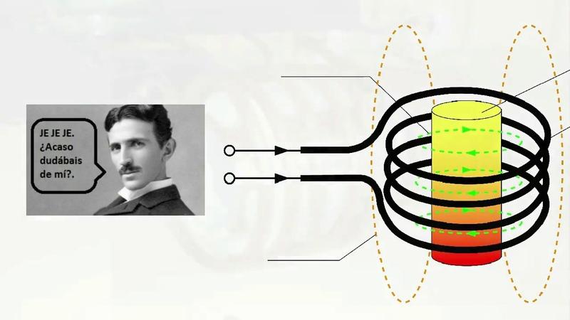 Tesla Electricidad Fría Energía Radiante Experimentos caseros Kapanadze parte 2