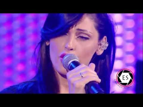 Anna Tatangelo - Ma che freddo fa @ Una serata bella... nel blu, dipinto di blu!