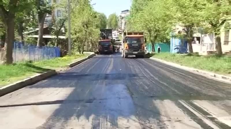 Дороги в Кирове будет строить компания из Санкт Петербурга