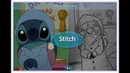 ПРЕМЬЕРА! Drawing Lesson - Stitch (part1)