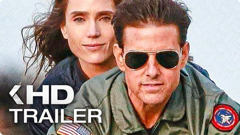 Топ Ган: Мэверик/Top Gun: Maverick (2020). Трейлер. Том Круз, Эд Харрис