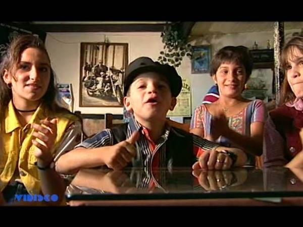 Saul O Bacalhau Quer Alho Vídeo oficial 1996