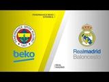 Fenerbahce Beko Istanbul - Real Madrid Highlights Turkish Airlines EuroLeague Third Place Game. Евролига. Финал четырех. Обзор. Фенербахче - Реал