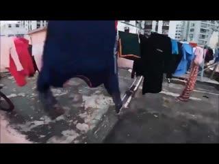 Крышесносный паркур (VHS Video)