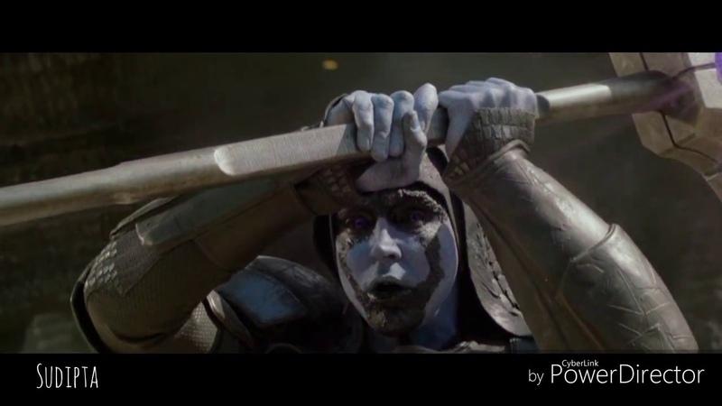 Im Blue (Da Ba Dee) - Lee Pace - Ronan the Accuser fanvid - Guardians of the Galaxy