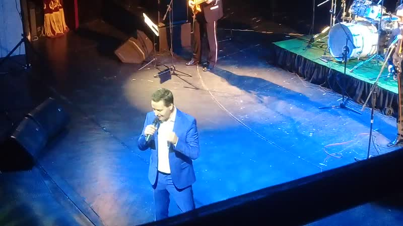 18 марта 2019 год. Концерт Витаса. г. Петрозаводск