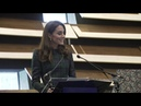 Kate Middleton makes a speech and officially opens VA Dundee