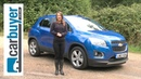 Chevrolet Trax SUV 2013 review - CarBuyer