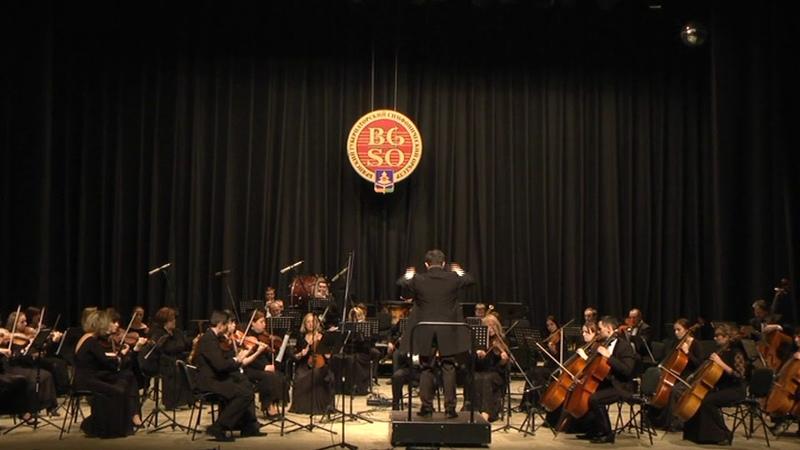 Ф.Мендельсон Симфония №4 Итальянская. F.Mendelssohn - Symphony № 4 Italian