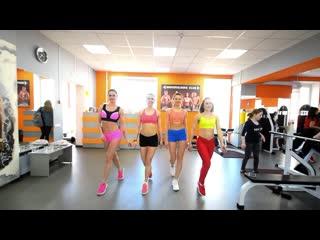 "Красотки из ""bodybuilding club"" г.салават"