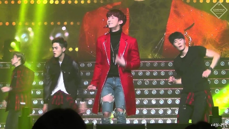 160320 DoubleS301 Concert [U R Man is Back] : 김형준(KimHyungJun) - Sorry I'm Sorry