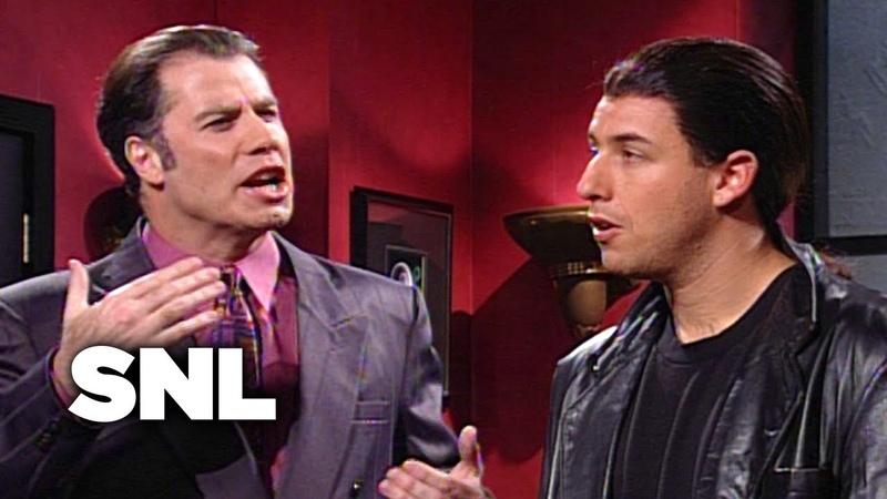 Manny's Hearing Problem Saturday Night Live