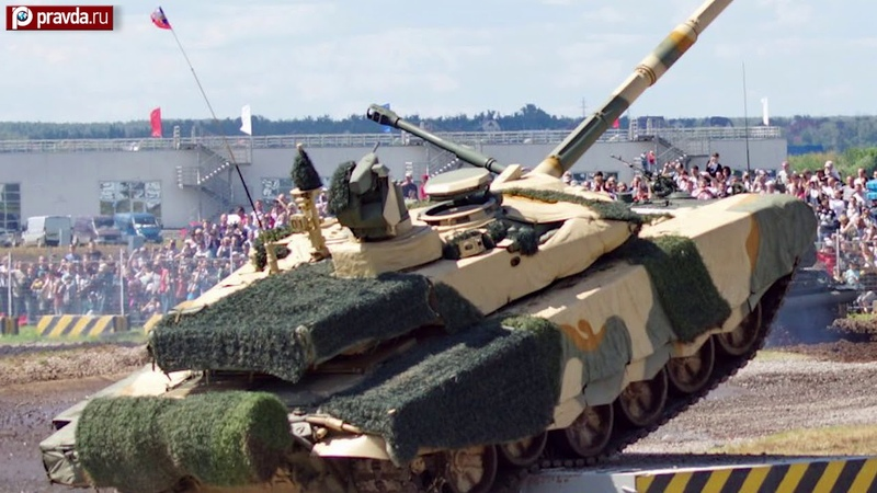 India buys hundreds of T-90 tanks from Russia worth $2 billion