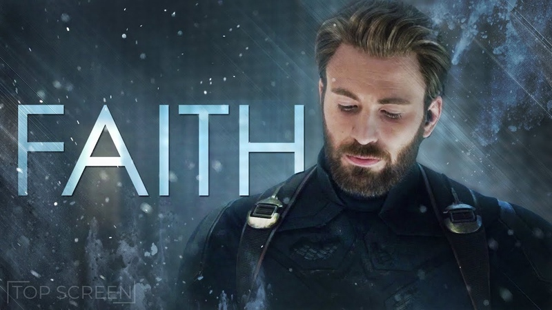 Captain America Faith