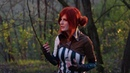 The Witcher Cosplay Video - Kaer Morhen