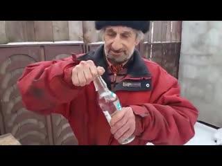 [BD] Три бутылки водки