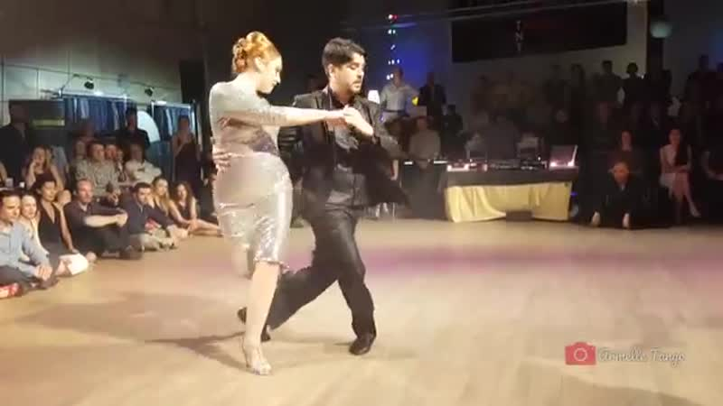 Fernando Sanchez Ariadna Naveira_Lyon Tango Festival 2019 - Un Boliche (A.