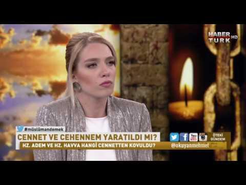 Hz Adem ve Havva hangi cennetten kovuldu Mehmet Okuyan