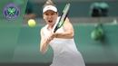 Simona Halep vs Shuai Zhang Wimbledon 2019 quarter-finals highlights