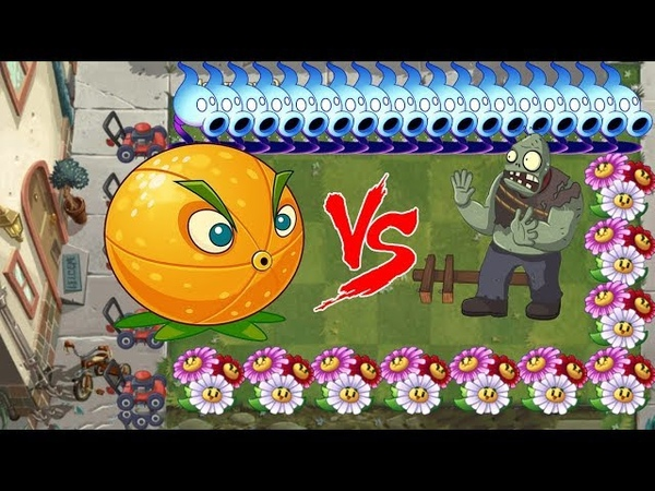Shadow Peashooter vs Dazey chain vs 999 Zombies Pvz 2