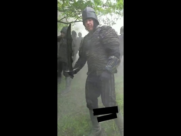 Nilfgaardian armour and weapons