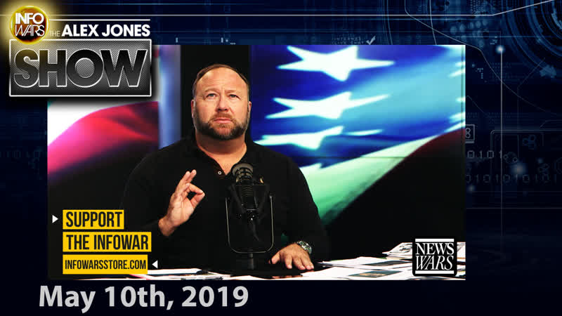 Full Show - OK Hand Sign Hysteria Signals End Of First Amendment - 05102019