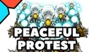 Six Zenyattas Try A Peaceful Protest Overwatch Viva La Dirt League VLDL